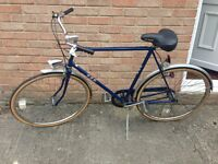 Classic Gents BSA Bike
