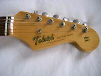 Tokai TST-60 GoldStar Sound electric guitar - Japan - '80s - Red - Fender Stratocaster homage