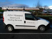 John Howard Electrical & Roofing Services - Experienced Professional Local Electrician in Aberdeen