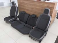SEATS FOR VOLKSWAGEN UP 3 DOOR / HIGH UP MODEL/ HEATED SEATS WITH AIRBAGS. IN PERFECT CONDITION £150