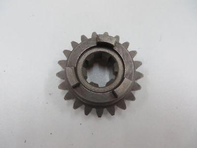 SUZUKI RM50 Zahnrad Getriebe 4 Gang  neu 2434141102