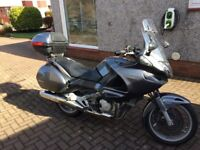 Honda Deauville, NT700, ABS, Heated grips. Excellent tourer with built in luggage.