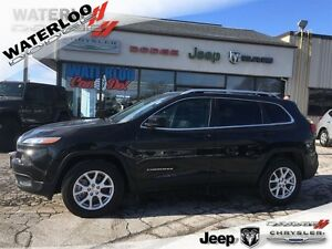 2016 Jeep Cherokee NORTH**V6**TRAILER TOW