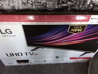 """LG 55"""" 4K TV in immaculate condition"""