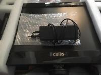 """Cello 19"""" TV / DVD combo for campervan/ caravan"""