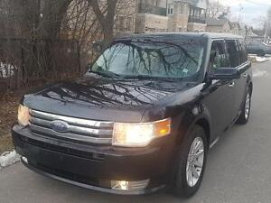 2009 Ford Flex SEL AWD,DVD,P.He P.sunroof,SHARP,Certified $7475