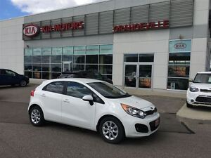 2013 Kia Rio Rio5 LX+ MT *CPO* Lease Return