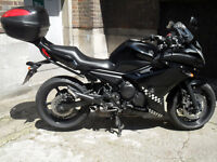 Yamaha XJ 600 F ABS black in GOOD condition, 4 years old only