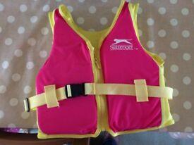 Slazenger child float vest jacket suit swimming