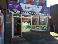INDIAN TAKEWAY IN VERY BUSY LOCATION STOCKPORT MARPLE
