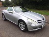 Mercedes-Benz SLK 1.8 SLK ,200 Kompressor AUTOMATIC , F/S/HISTORY , NEW MOT , Convertible