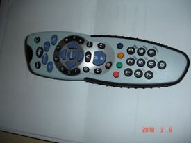 SKY + Easy Hold new Remote Control