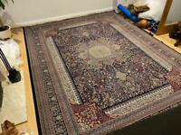 Turkish rug - imported from Middle East - great condition - £225