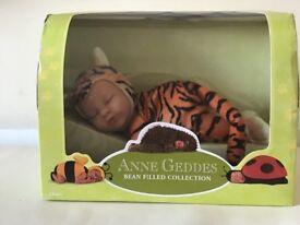 Anne Geddes 'Down the Garden' bean filled Doll!