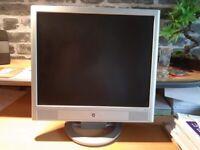 HP Vs 17 Flat Screen Monitor
