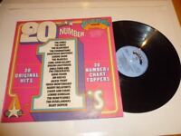 20 Number one's - 1970 UK 20-track LP (ARCADE)