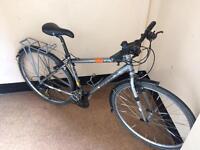 Trek alpha 7.2fx hybrid bike