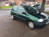 Renault Clio 1.2 £300ono
