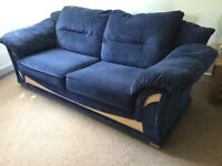 DFS three person sofa