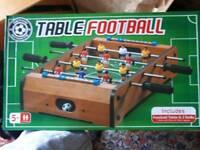Table Football BNIB Nr North walsham