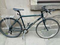 Cannondale H500 Hybrid Bicycle, Aluminium Frame, Ideal Town/Tourer