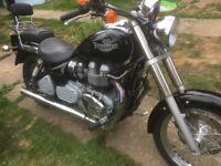 Triumph Bonneville America 800,