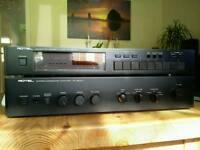 Amplifier, Tuner Rotel RA-820AX AND RT-850A
