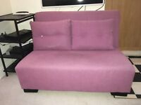 John Lewis double sofa bed - good condition and comfortable