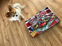 Monopoly UK edition - complete set