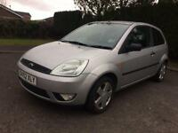 Ford Fiesta Zetec 3 door Only 6k Miles a Year from New, Drives perfect