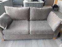 Next sofa £60