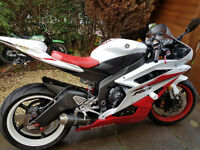 Yamaha r6 2007 Great Condition