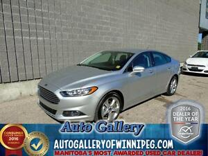 2016 Ford Fusion SE *AWD/Htd. Seats