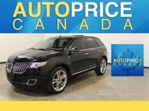 2013 Lincoln MKX NAVIGATION PANORAMIC ROOF LEATHER