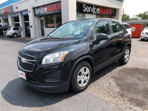2014 Chevrolet Trax LS- LEATHER STEERING WHEEL, BLUETOOTH, A/C