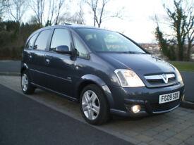 Vauxhall Meriva 1.7 CDTi 16V Design 5dr * 1 Months WARRANTY * 12 MONTHS MOT ON SALE