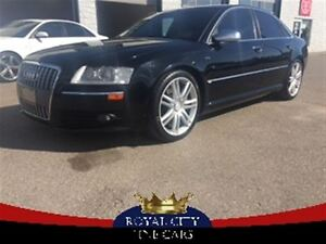 2007 Audi S8 V10 Navigation No accidents *REDUCED TO SELL*