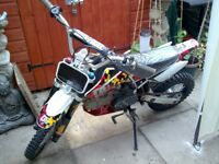 Looking for motocross/ pit bike
