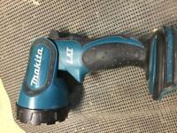 Makita 18v torch body