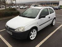 2007 VAUXHALL CORSA 1.3 CDTI / NEW MOT / CARDS TAKEN / WE DELIVER