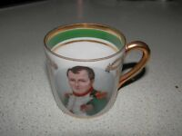 Chauvigney coffee can with Napoleon design