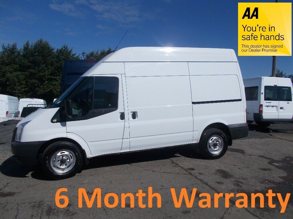 697497b5a5 Ford Transit 350 RWD 2.2 TDCi 125 MWB H Roof MOT MARCH 19  AIR-CON FULL FORD  HISTORY Lease Co Direct
