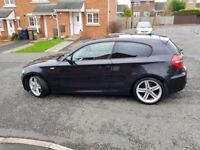 2010 59 bmw 120d msport with full service history drives like new