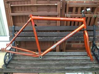 "GENTS 19"" STEEL FRAME £5"