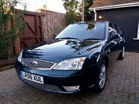 Ford Mondeo 2007. Excellent Condition. Full Main Dealer Service History