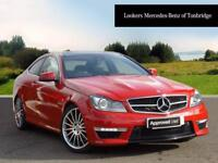Mercedes-Benz C Class C63 AMG (red) 2012-11-05
