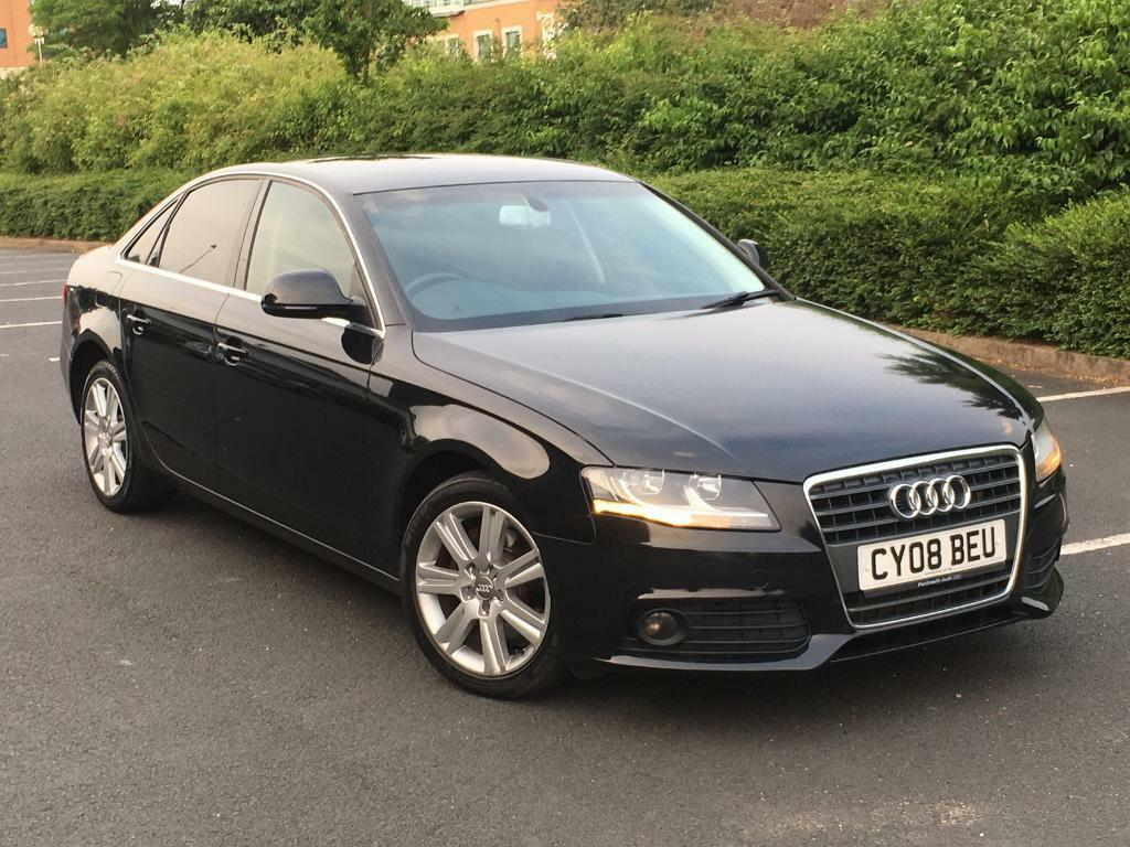 2008 audi a4 1 8 tfsi sport new shape in birmingham city centre west midlands gumtree. Black Bedroom Furniture Sets. Home Design Ideas
