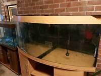 Juwel vision 450 fish tank and stand