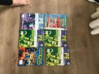 PE textbooks