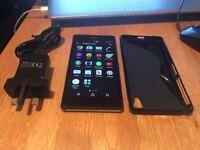 Sony Xperia Z2 black 16GB unlocked! Very good condition x